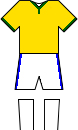 Brazil Kit - World Cup 2014