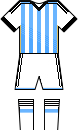 Argentina Kit - World Cup 2014