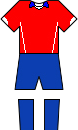 Chile Kit - World Cup 2014