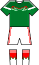 Mexico Kit - World Cup 2014