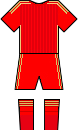 Spain Kit - World Cup 2014